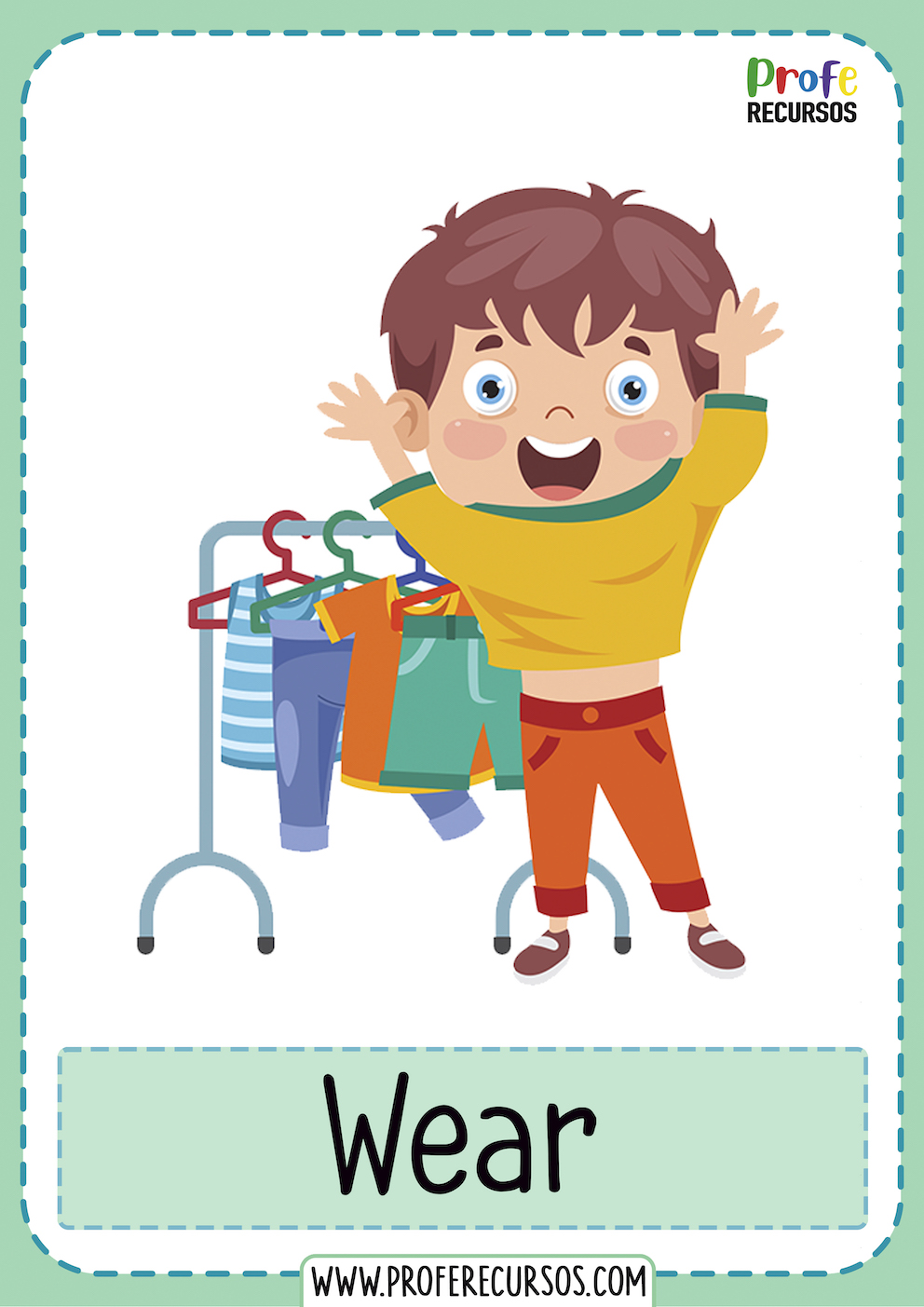 Action verbs exercises