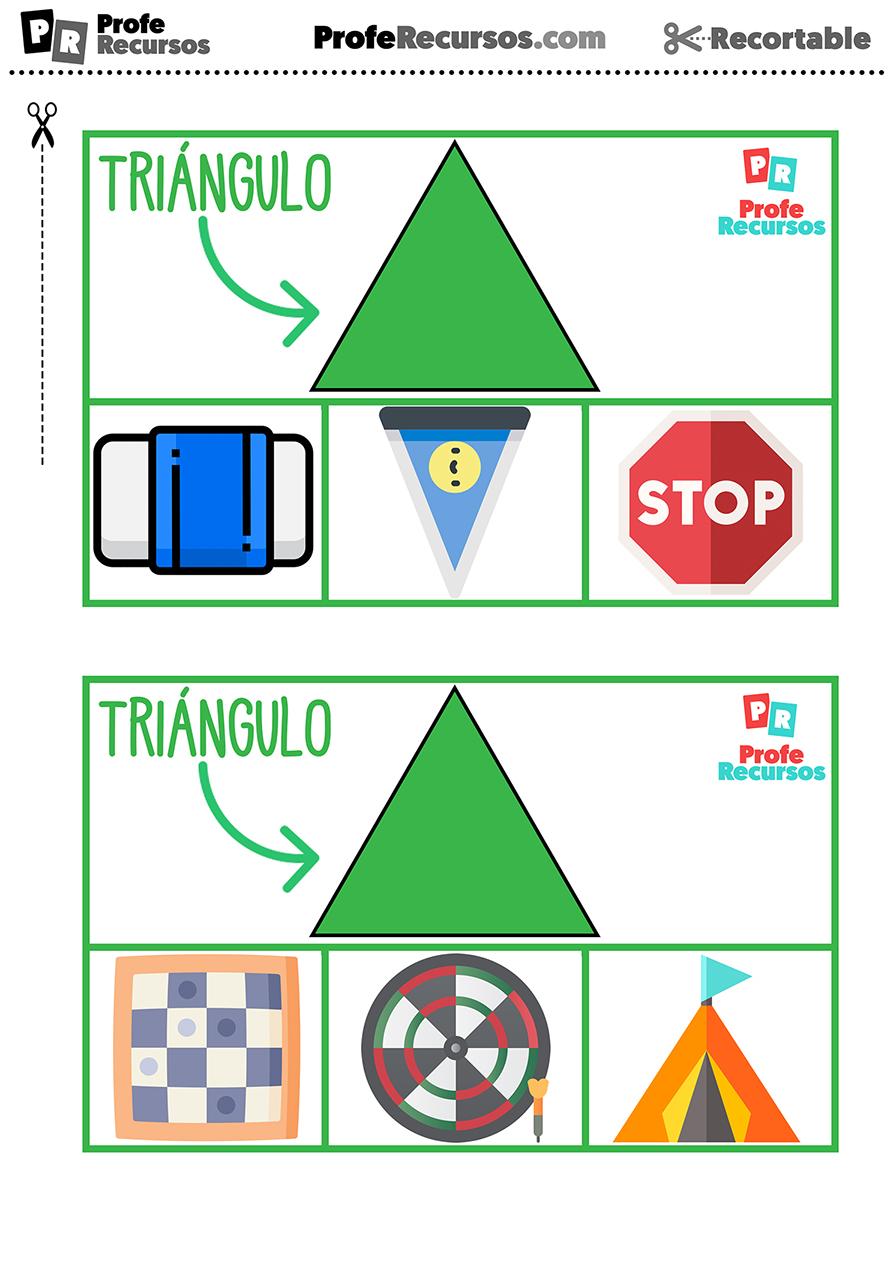 Actividades para trabajar las formas geometricas en los niños