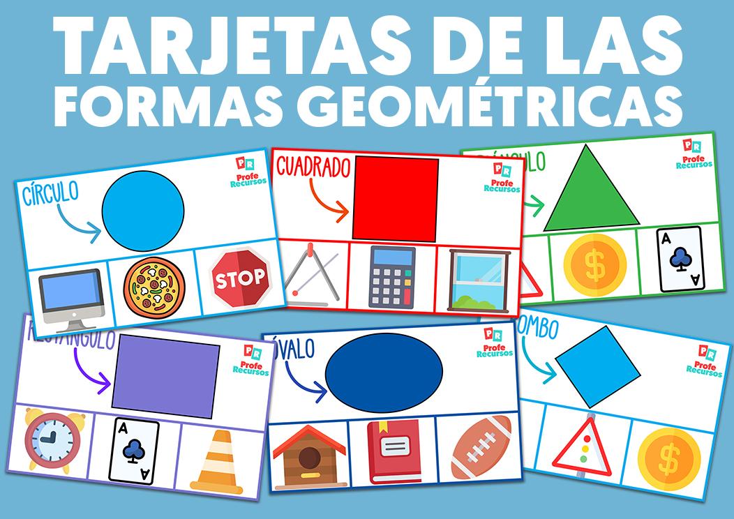 Aprender las formas geometricas