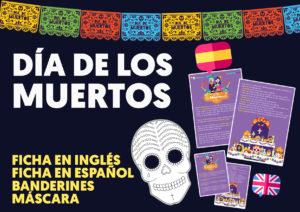 Dia de los muertos actividades para niños