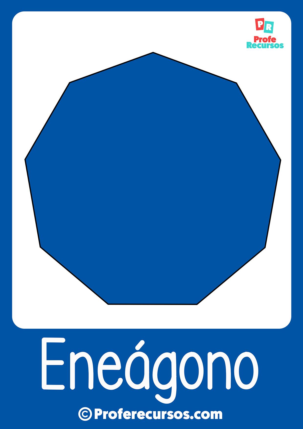 Figura eneagono