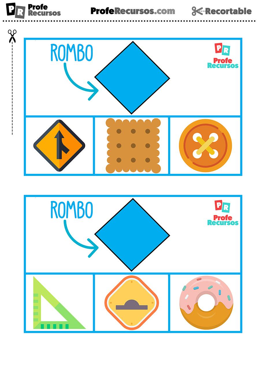 Figuras geometricas para infantil