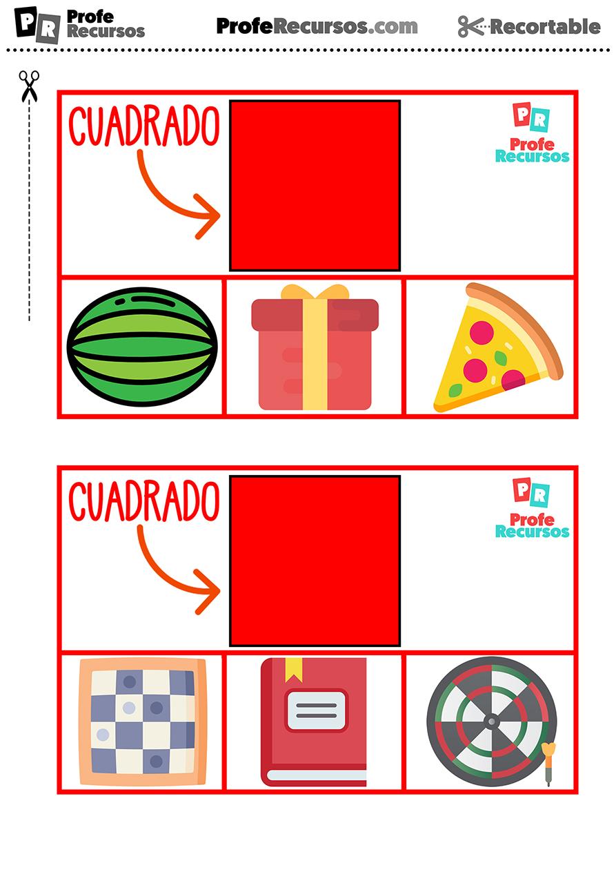 Formas geometricas para primaria