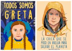Greta Thunberg para niños