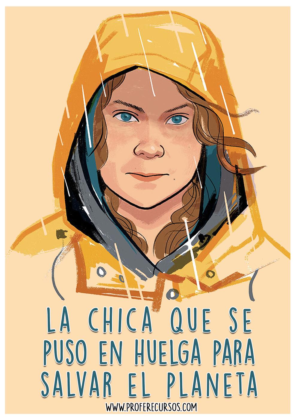 Greta Thunberg recurso escolar