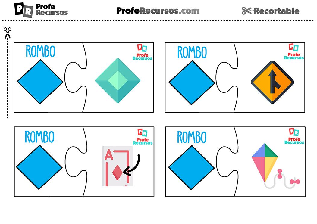 Juego de las formas geometricas