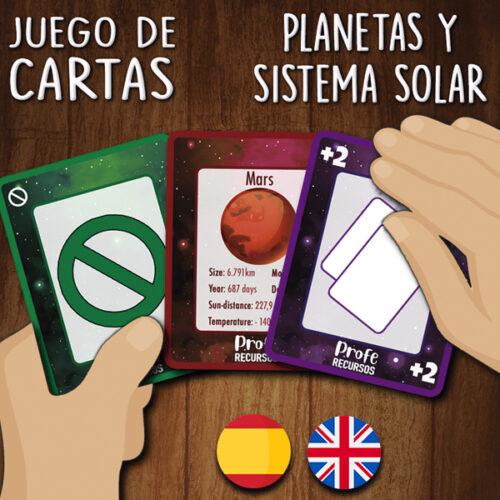 Juego de los planetas