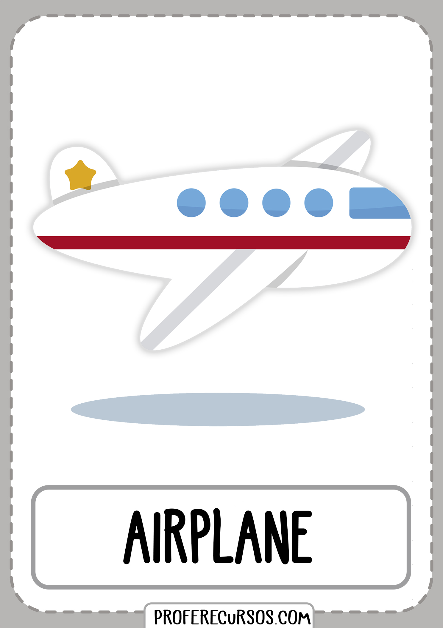 Means-of-transport-vocabulary-airplane