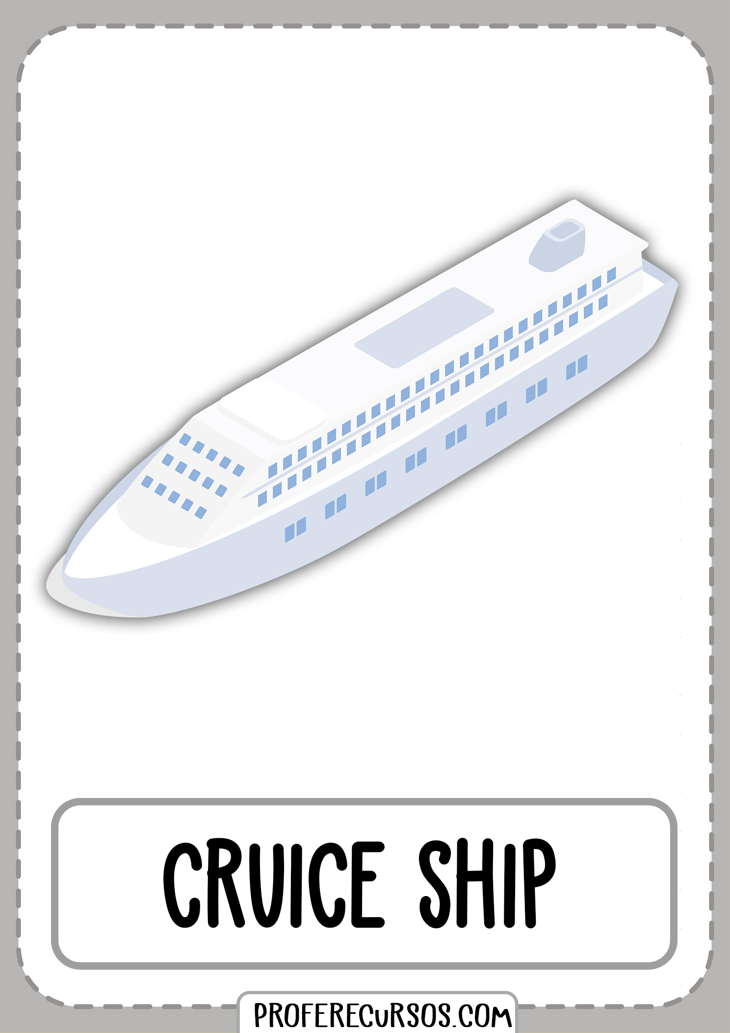 Means-of-transport-vocabulary-cruice-ship