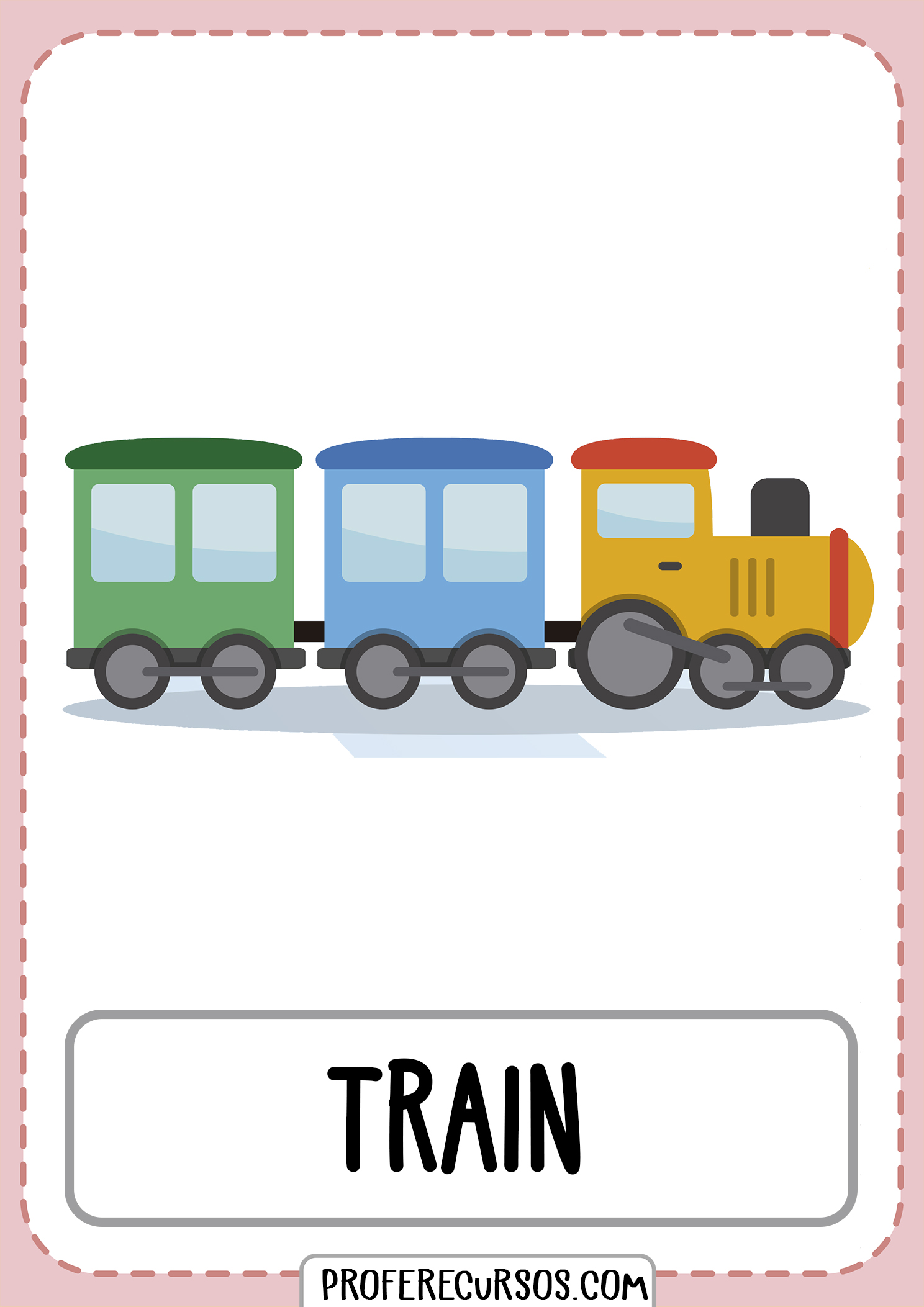Means-of-transport-vocabulary-train