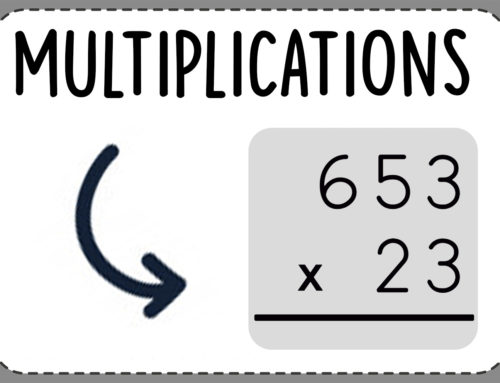 3 Digit by 2 Digit Multiplication Worksheets