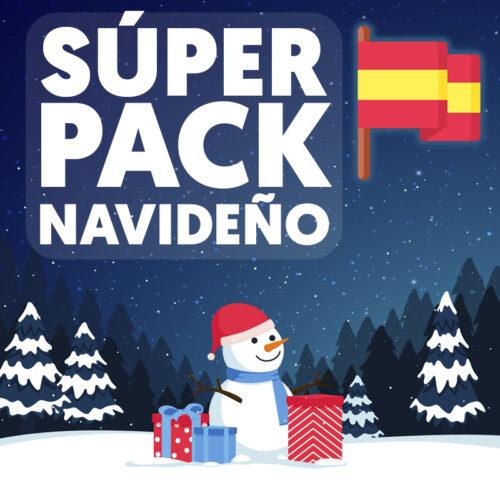 Pack navideño