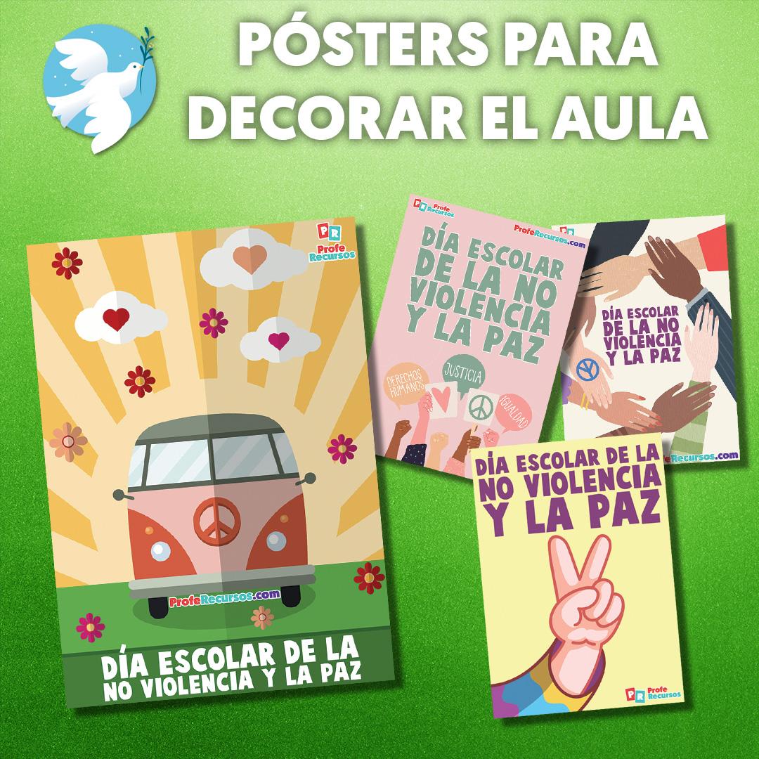 Posters del dia de la paz