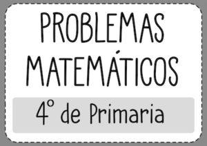 Problemas de matematicas 4 primaria