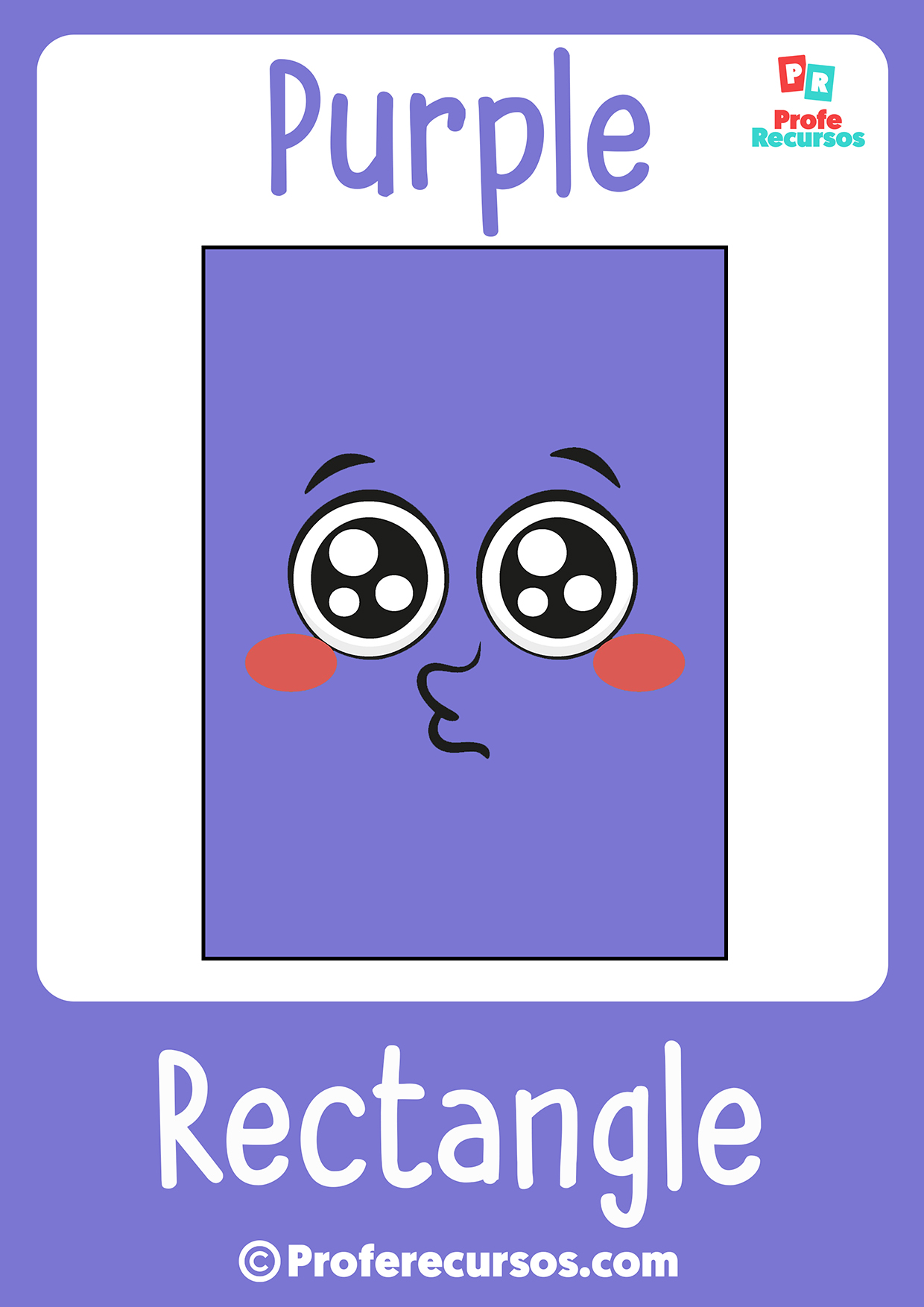 Rectangle for kids