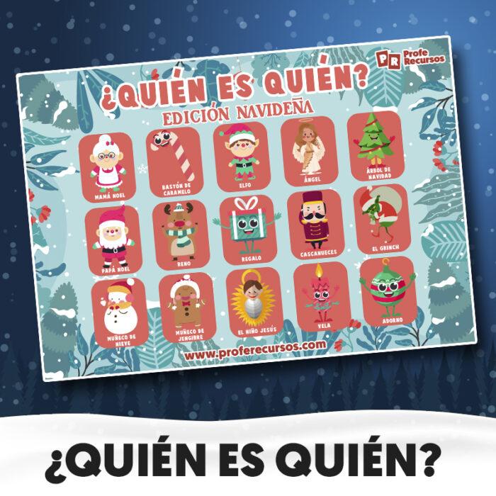 Recursos educativos navideños para niños