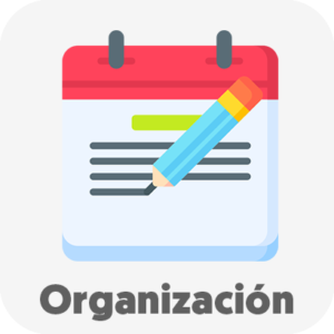 Recursos educativos sobre organizacion