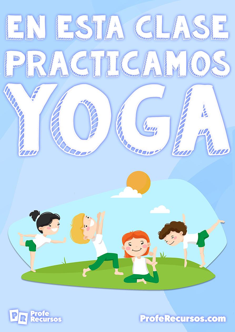 Recursos de yoga para niños