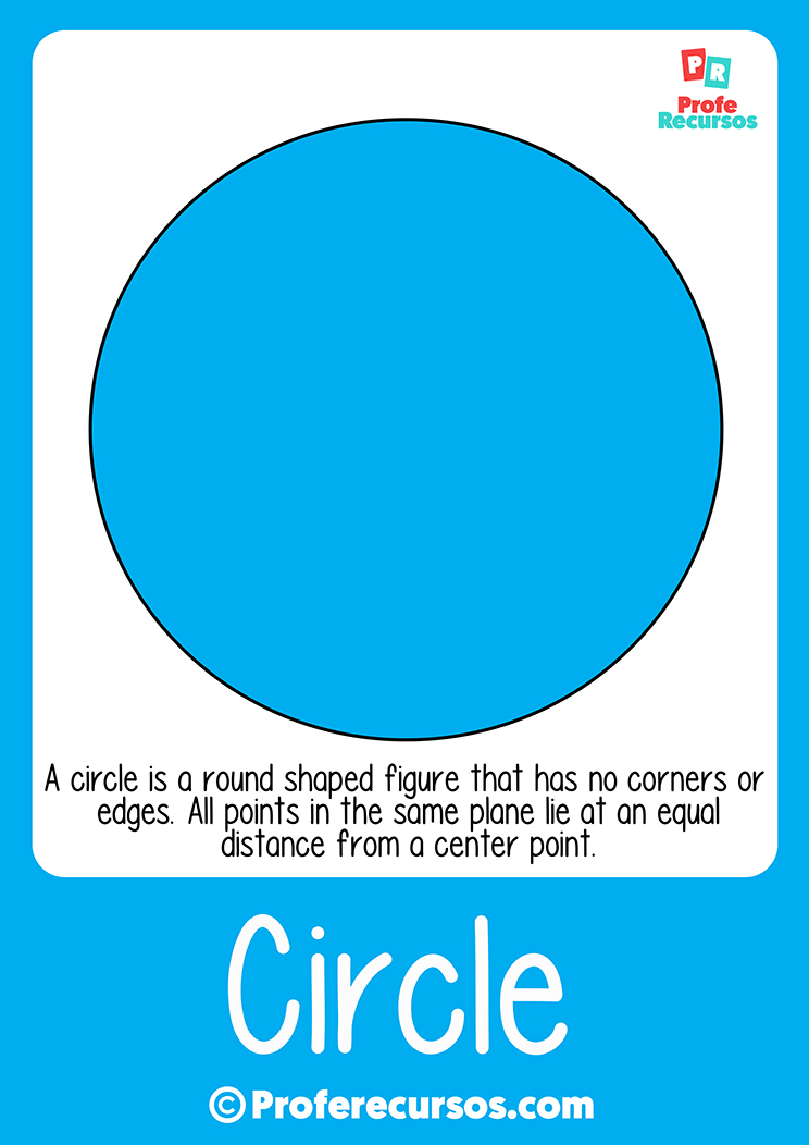 Shapes definitions for kids