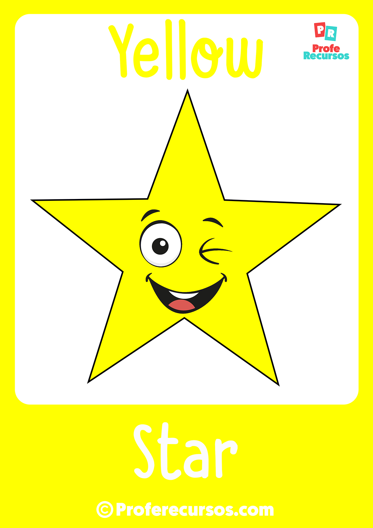Star for kids