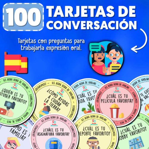 Tarjetas conversacion (para tienda)