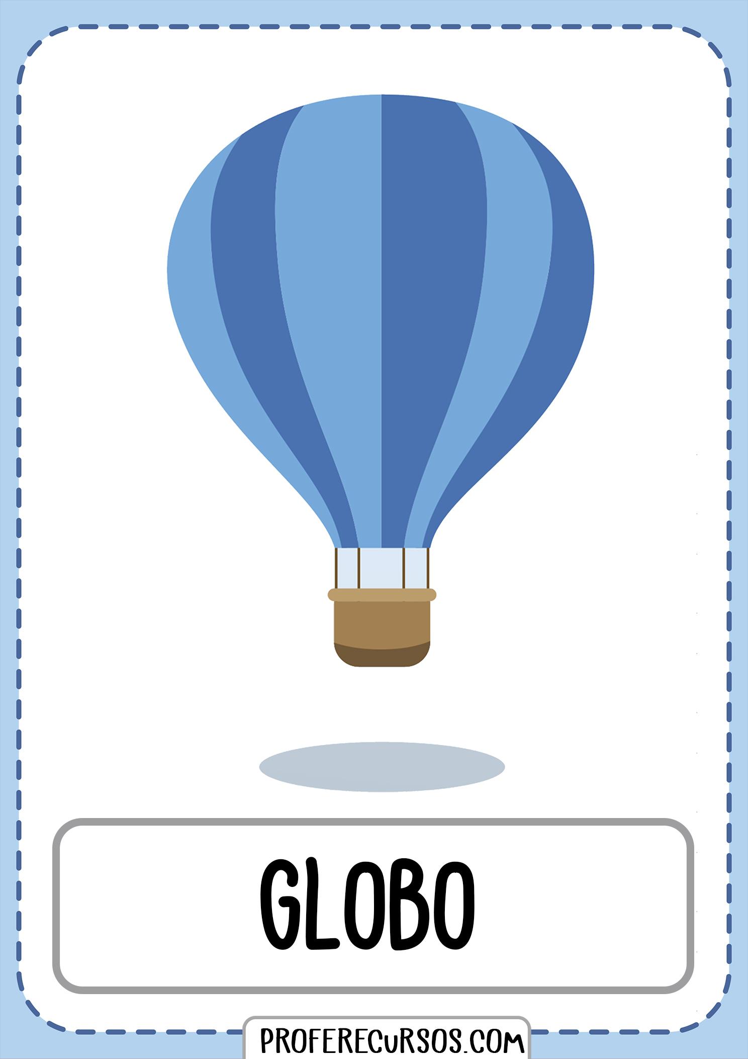 Tarjetas-vocabulario-medios-transporte-globo