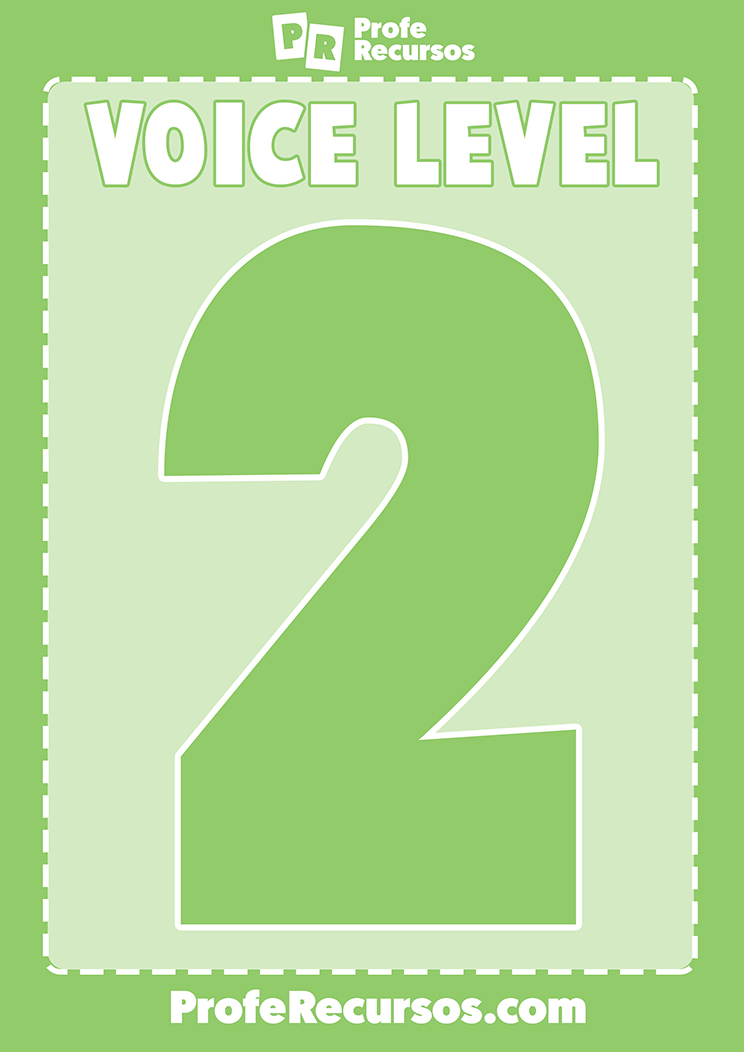 Voice levels free