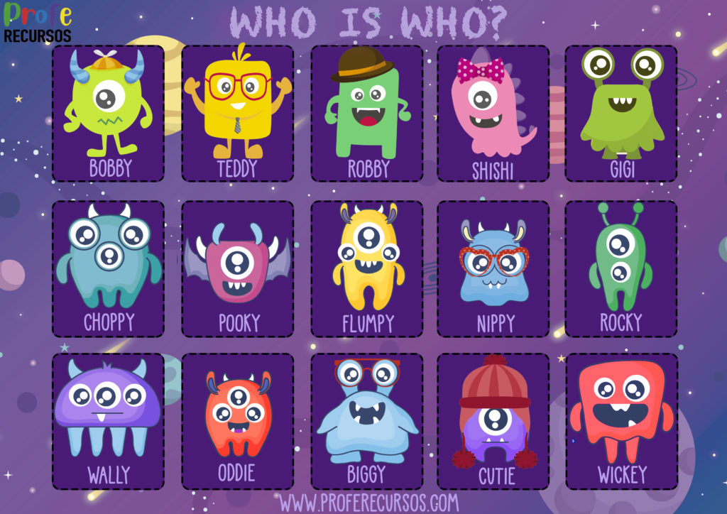 Who-is-who-monster-boardgame