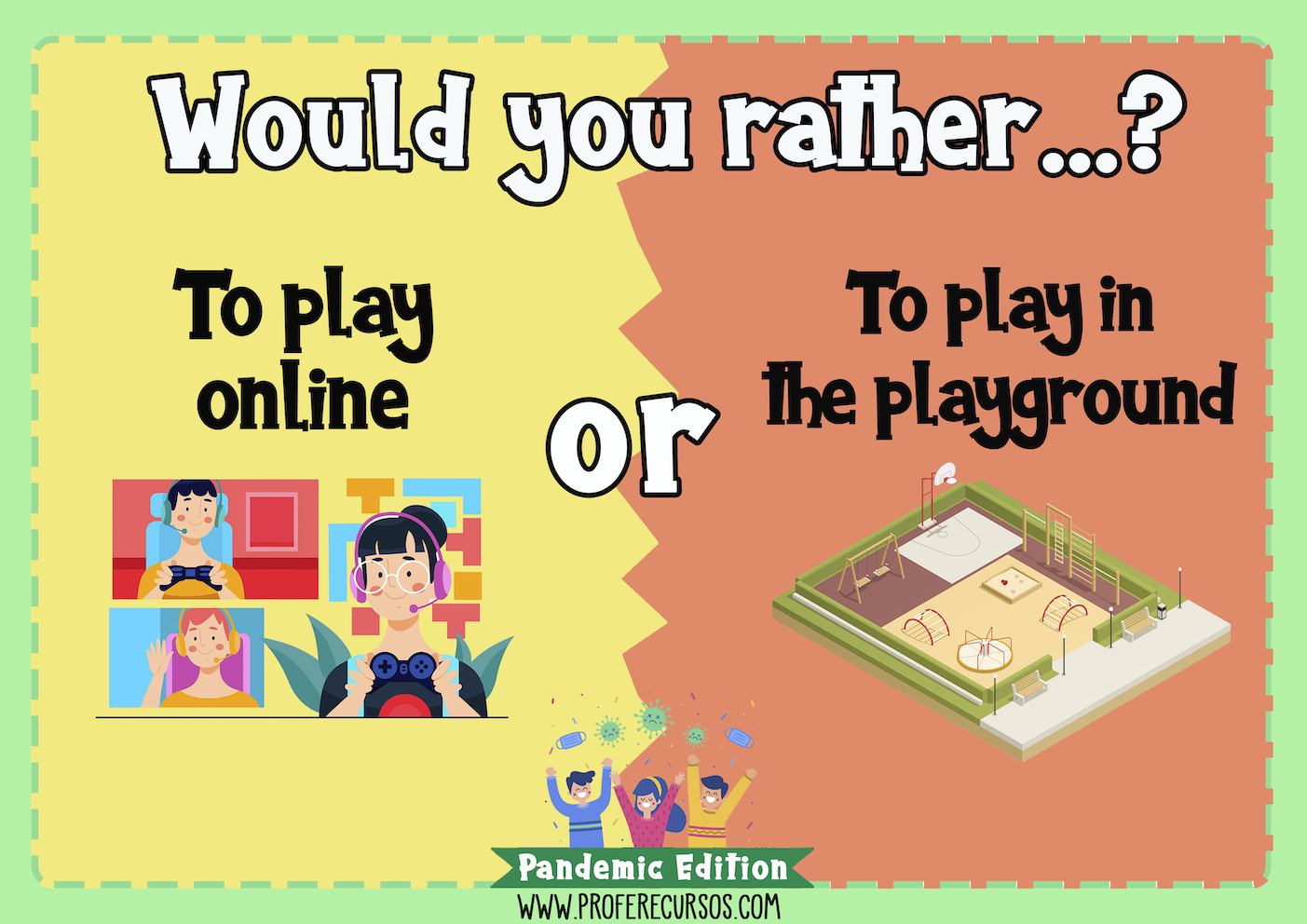 Would you rather game for children