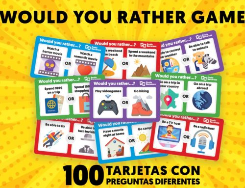 Would you rather – Speaking Game