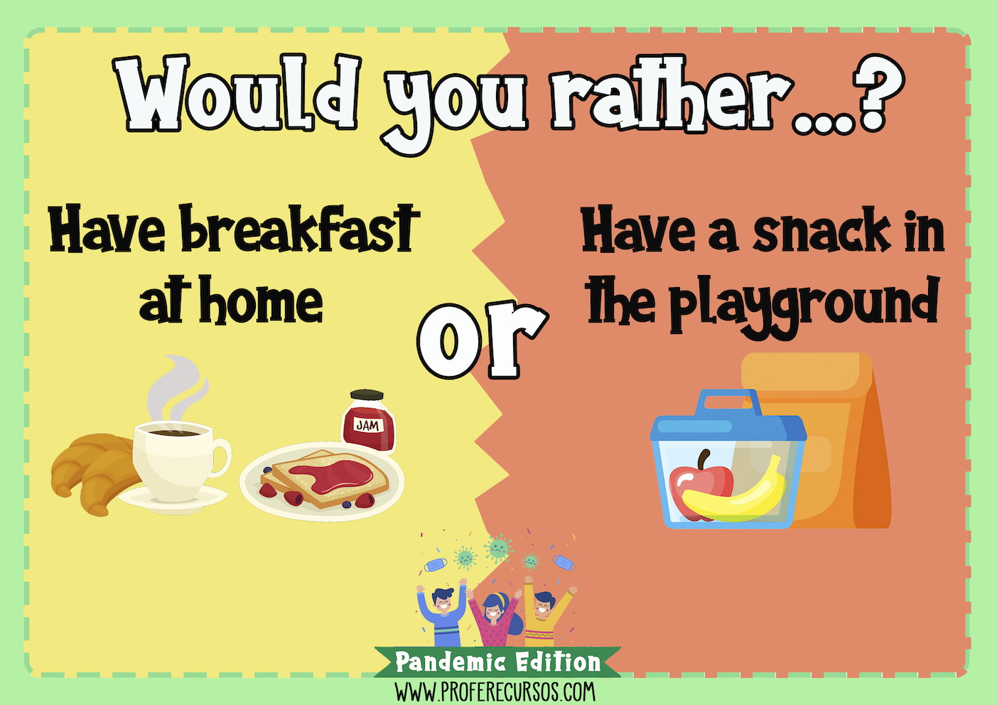 Would you rather game online