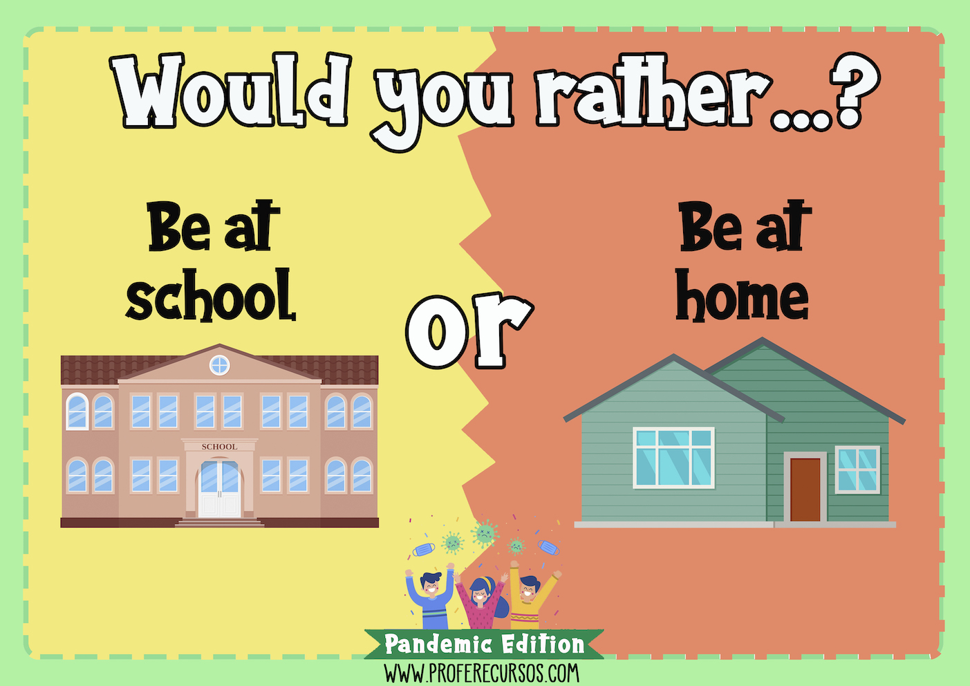 Would you rather online lessons