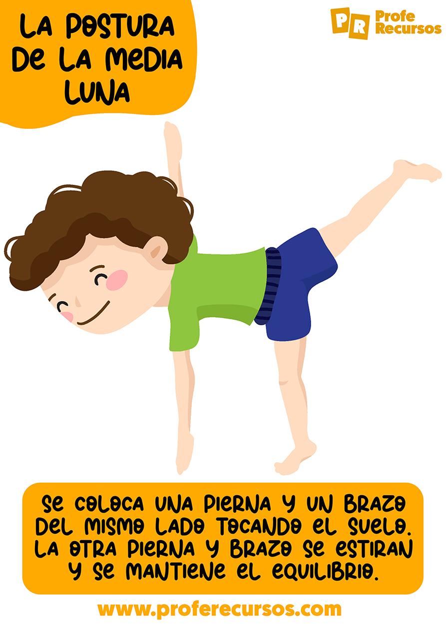 Yoga con niños pequeños
