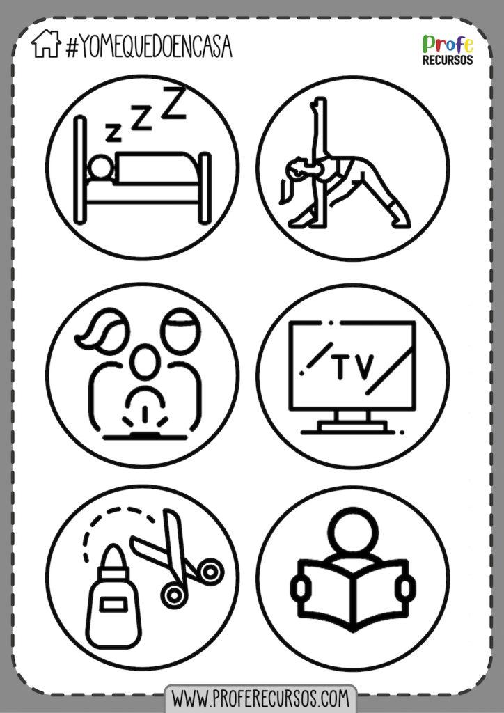 horario-iconos-cuarentena